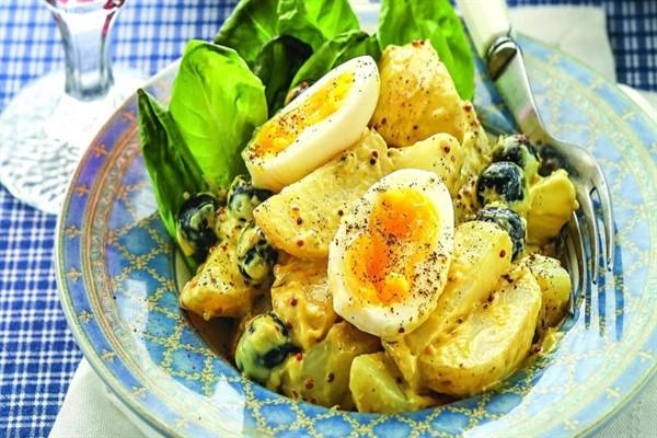 Приготовление яиц цесарки