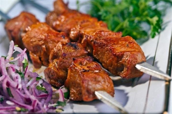 Маринад самый вкусный чтобы мясо было мягким