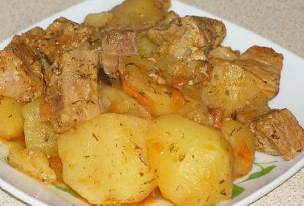 Добавляем в картошку
