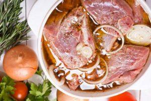 Приготовление свинины