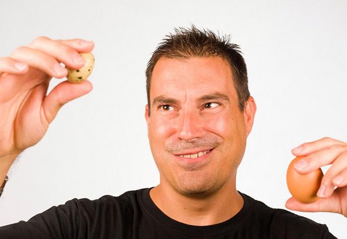 Перепелиные яйца польза и вред для мужчин