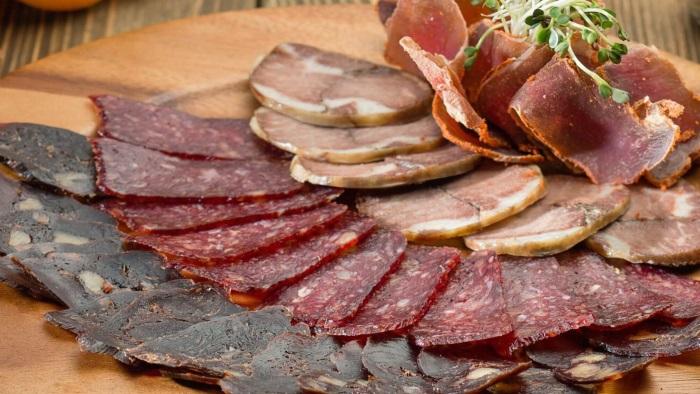 Для блюда из свинины
