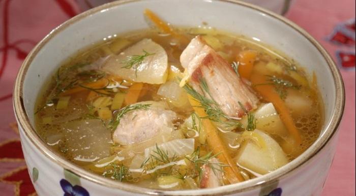 Питательный суп