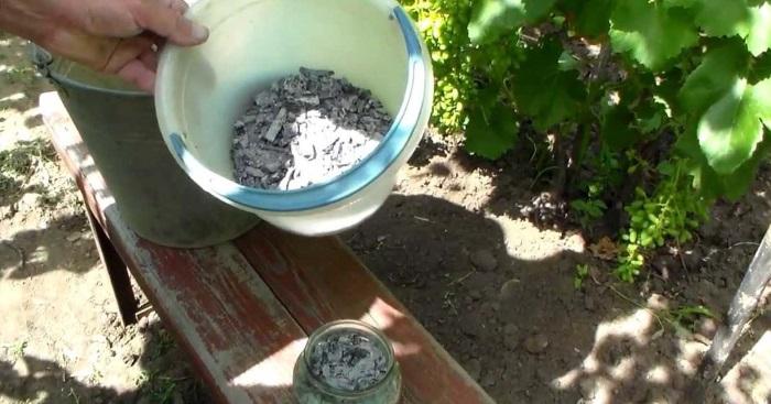 Используется для улучшения свойств почвы