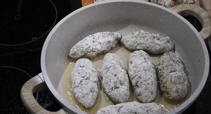 Бюджетный (дешевый) ужин быстрого приготовления без мяса 7