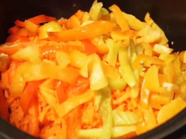 Рецепт приготовления икры на зиму из баклажан в мультиварке 2