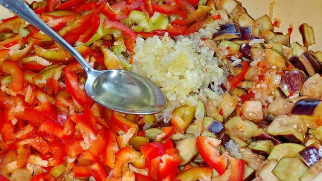 Баклажаны по-грузински – вкусные и быстрые рецепты