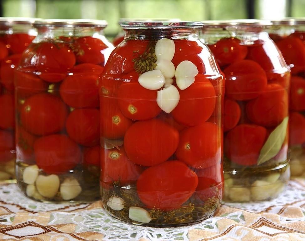 Самый вкусный рецепт засолки помидор