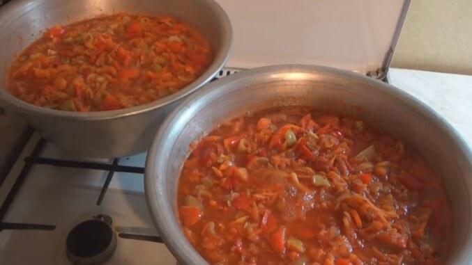 Лечо из перца и помидор – лучшие рецепты