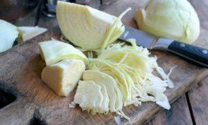 Квашеная капуста: рецепт классический в банке
