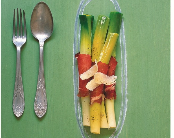 Лук-порей: вкусные способы приготовления
