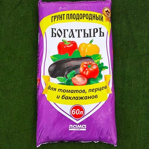 Специальный грунтдля выращивания рассады