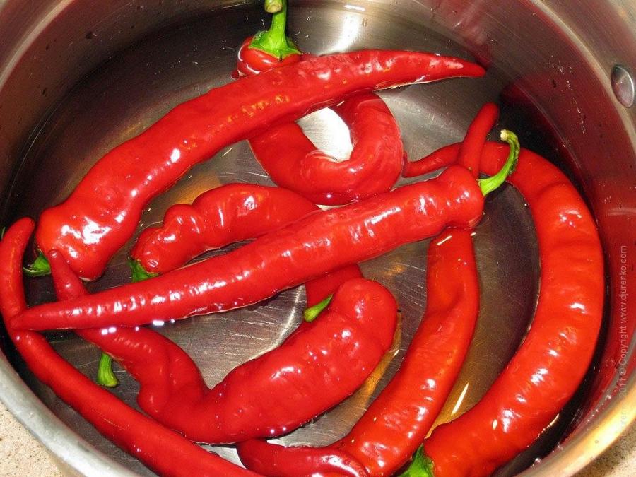 Горький перец на зиму – как мариновать острый перец 2