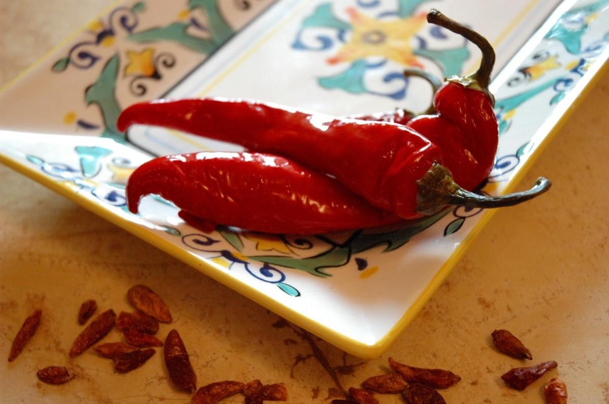 Горький перец на зиму – как мариновать острый перец 4