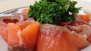 Голец соленый в домашних условиях – очень вкусный рецепт