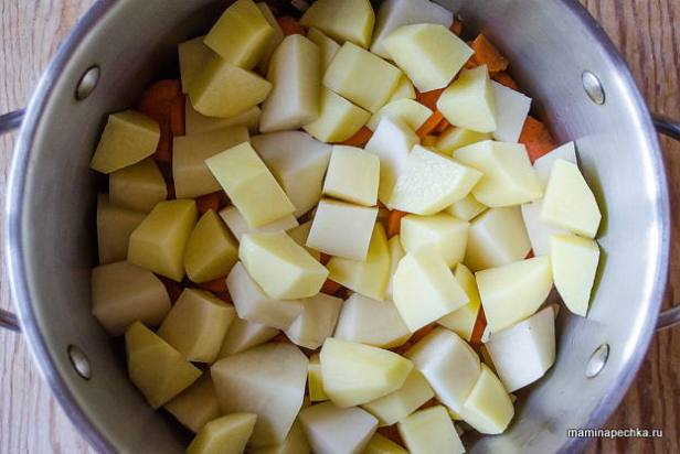 Пошаговый фото-рецепт приготовления курицы 8