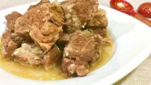 Мясо по-кремлёвски из свинины