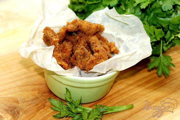 фото рецепта: Хрустящая курица во фритюре