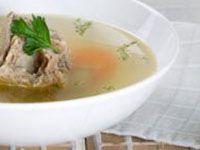 Якутский суп из конины (сэлиэйдээхмиин) - рецепт приготовления с фото